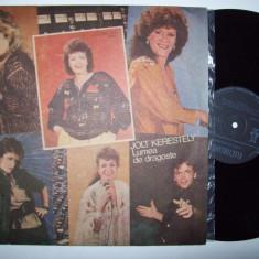 Disc vinil JOLT KERESTELY - Lumea de dragoste (ST - EDE 03763) - Muzica Pop electrecord