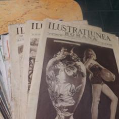 Reviste interbelice(31 buc.)in stare acceptabila.Reducere! - Reviste benzi desenate Altele