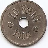 Romania 10 bani 1905 KM-32 (4) - Moneda Romania