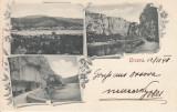 ORSOVA   KAZANE CLASICA  CIRCULATA  1898, Printata