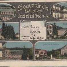NEAMT SOUVENIR DIN BALTATESTI JUDETUL NEAMTU - Carte Postala Moldova dupa 1918, Circulata, Printata