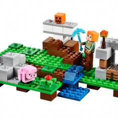 Golemul De Fier (21123) - LEGO Minecraft
