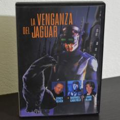 Film DVD 1996 - La Vanganza Del Jaguar (Pray of the Jaguar - DVD ORIGINAL) #79 - Film thriller, Engleza
