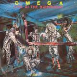 Omega – Live At The Kisstadion (2 LP - Ungaria - VG) - Muzica Rock Altele, VINIL
