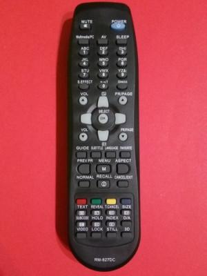 Telecomanda Daewoo LCD RM-827DC, R55G10 R55H11 R59A01 R55H12 DLP-32C2 DVB457JH.. foto