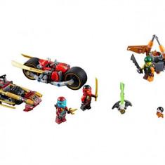 Urmarirea Ninja Cu Motocicleta (70600)