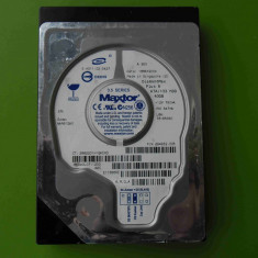 HDD 40GB Maxtor DiamondMax Plus 8 ATA IDE - DEFECT - Hard Disk Maxtor, Sub 40 GB, Rotatii: 5400, 2 MB