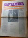 ziarul saptamana 5 ianuarie 1979 - ziua de nastere a elenei ceausescu