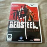 Red Steel, pentru Wii, original, alte sute de jocuri! - Jocuri WII Ubisoft, Actiune, 12+, Single player