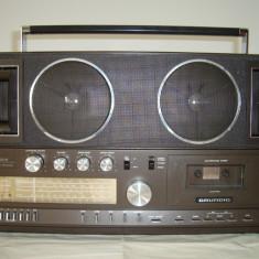Radiocasetofon GRUNDIG RR 3000 - Aparat radio