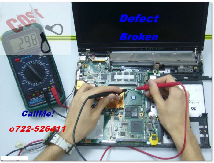 Specialist Service Laptop/PC/Tableta/Telefon foto mare