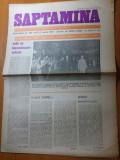 ziarul saptamana 27 aprilie 1979-sosirea lui ceausescu in tara din africa