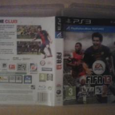 FIFA 13 - Joc PS3 ( GameLand ) - Jocuri PS3, Sporturi, 3+, Multiplayer