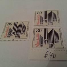 Germania 1987 aniversare albrecht mnh - Timbre straine, Nestampilat