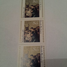 Germania 1985 pictura mnh - Timbre straine, Nestampilat