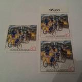 Germania 1987 aniversare prusia mnh, Nestampilat