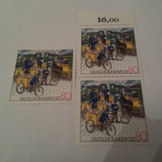 Germania 1987 aniversare prusia mnh - Timbre straine, Nestampilat