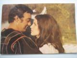 Film/Cinema - Carte postala actori Antonella Lualdi si Richard Johnson, Alta editura
