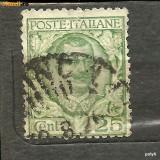 ITALIA 1926, Stampilat