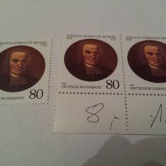 Germania 1987 aniversare kaisen mnh - Timbre straine, Nestampilat