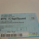 Bilet     Mypa    -   Rapid