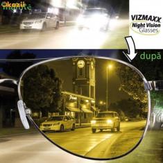 Ochelari de noapte HD Night View, Unisex, Ovali
