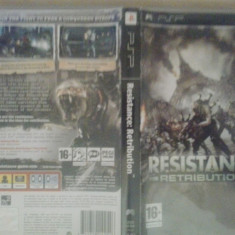 Resistance Retribution - Joc PSP ( GameLand ) - Jocuri PSP, Shooting, 12+, Single player