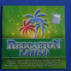Muzica cd audio Reggaeton Latino - Muzica Reggae