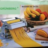 Masina de taitei din INOX Grunberg