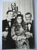 Film/Cinema - Carte postala actori Fred Astaire, Welch si Robert Young, Alta editura