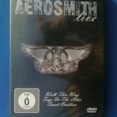 Muzica dvd-video Aerosmith live