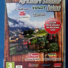 Joc pc Agriculture Simulator Deluxe - Jocuri PC Altele, Simulatoare, 12+