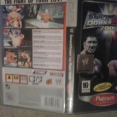 WWE Smack Down vs Raw 2006 PLATINUM - Joc PSP ( GameLand ) - Jocuri PSP, Sporturi, 3+, Single player