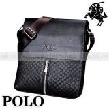 POLO FASHION - geanta de umar (verticala) din piele