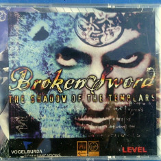 Joc pc Broken Sword The shadow of the templars - Jocuri PC Altele, 12+