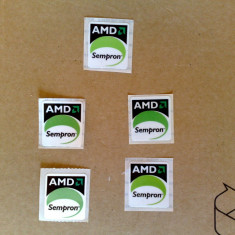 Sticker autocolant Sempron AMD - Sticker laptop