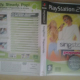 Singstar - Popworld - PS2 Playstation - Jocuri PS2, Board games, 3+, Multiplayer