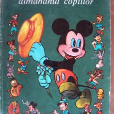 ALMANAHUL COPIILOR 1980 - carte pentru copii - Carte educativa