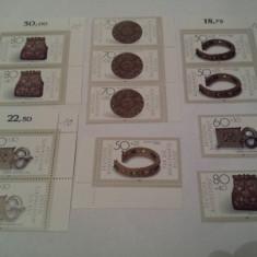Germania 1987 descoperiri arheologice mnh - Timbre straine, Nestampilat