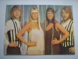 Film/Cinema - Carte postala actori Formatia ABBA, Alta editura