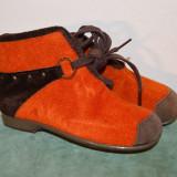 Papuci ghetute copii, Nr. 23, made in Austria, marca Rohde, foarte frumosi - Ghete copii, Culoare: Din imagine, Baieti