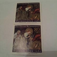 Germania 1986 pictura mnh - Timbre straine, Nestampilat