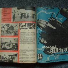 Revista/reviste/almanah ZIARUL STIINTELOR colectie intreaga 1944 (52 de numere) - Revista culturale