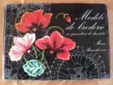 MODELE DE BRODERIE - MARIA PARASCHIVOIU - carte cartonata cu modele explicative