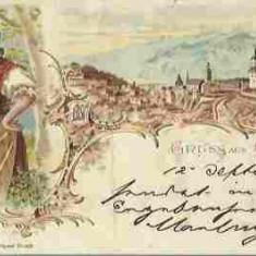 ILUSTRATA CIRCULATA ELVETIA 1899