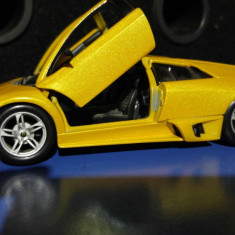 Macheta Lamborghini Murcielago LP-640 scara 1/24 Maisto - Macheta auto