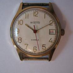 Ceas mecanic rusesc marca Wostok (autentic) - 215 lei