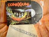 Conexiuni tot ce-as vrea sa-ti spun disc vinyl lp muzica rock eurostar + insert, VINIL