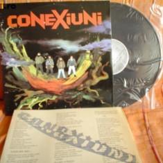 Conexiuni Tot ce as vrea sa ti spun lp disc vinyl pop rock eurostar mapa texte, VINIL