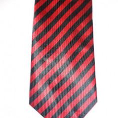 Cravata din matase Ermenegildo Zegna originala, Culoare: Din imagine, Dungi